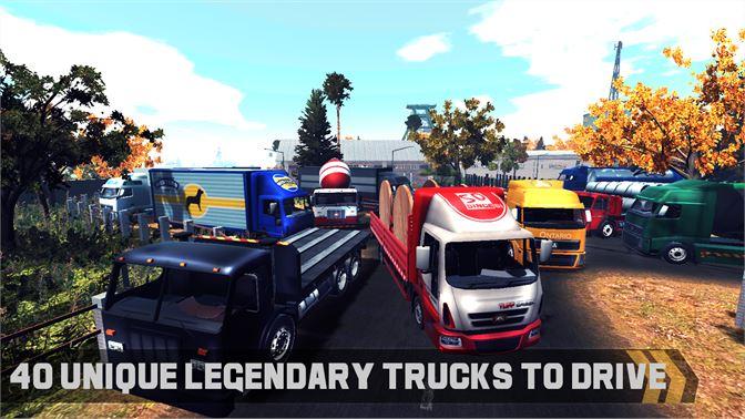Get American Truck Simulator 2016 - Microsoft Store