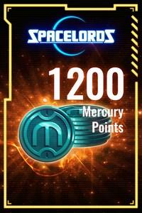Carátula del juego 1200 Mercury Points