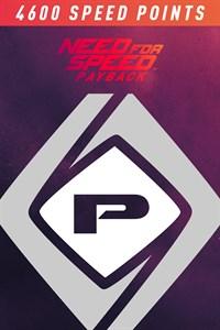 4600 Speedpoints en NFS Payback