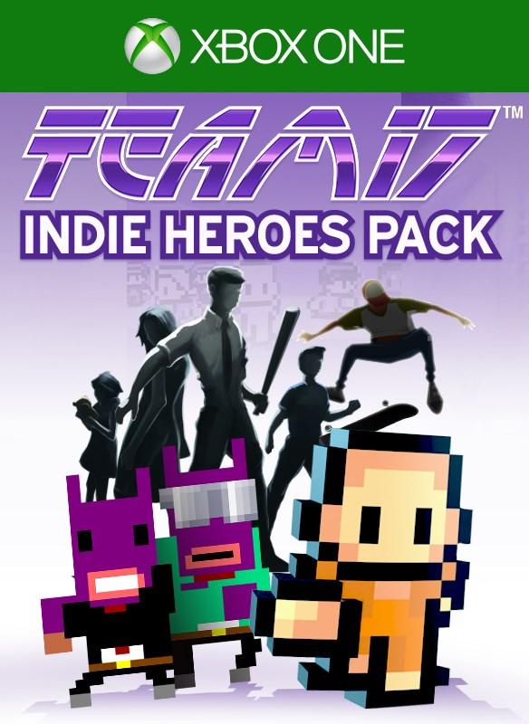 Team17 Indie Heroes Pack boxshot