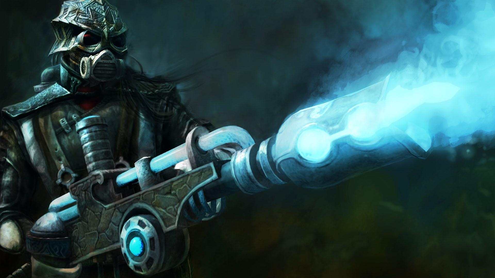 Van Helsing: Arcane Mechanic