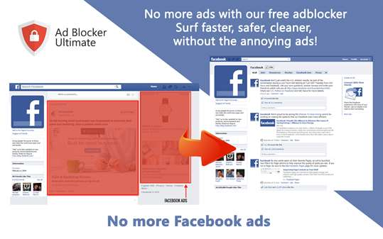 AdBlocker Ultimate screenshot 3