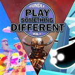 Play Something Different Vol. 1 Logo