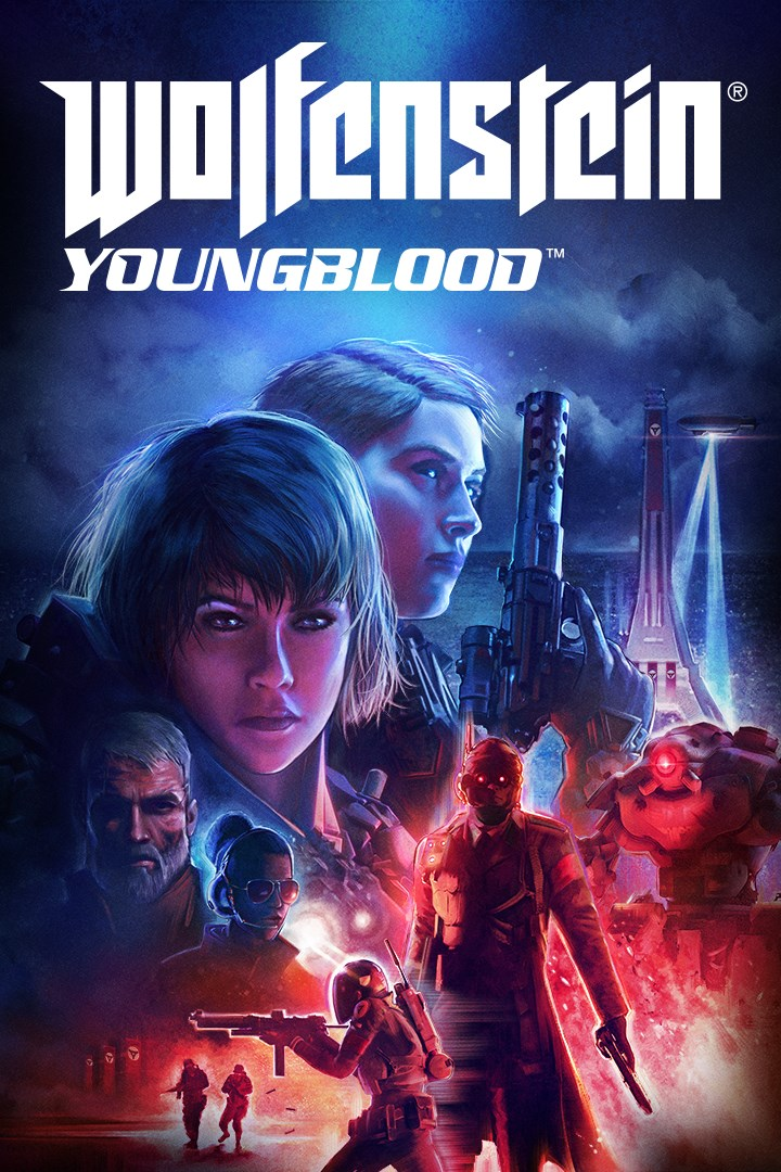 Buy Wolfenstein: Youngblood - Microsoft Store