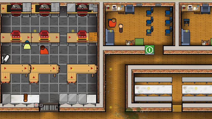 Prison Architect: Xbox One Edition Screenshot