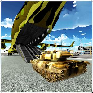 Get Army Airplane Tank Transporter 3D - Microsoft Store en-TT