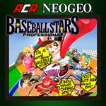 ACA NEOGEO BASEBALL STARS PROFESSIONAL Logo