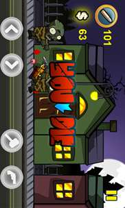 Zombieville screenshot 7