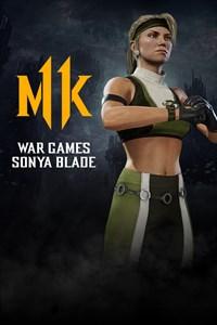 Sonya Blade: Juegos de guerra