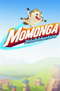 Carátula del juego Momonga Pinball Adventures