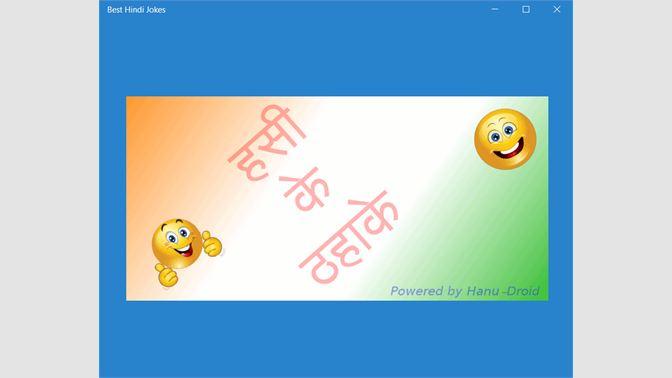 Get Best Hindi Jokes - Microsoft Store en-SG