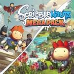 Scribblenauts Mega Pack Logo