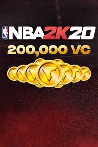 Carátula del juego 200,000 VC (NBA 2K20)