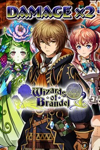 Damage x2 - Wizards of Brandel