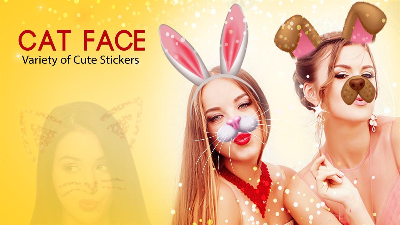 Get Cat Face Camera Editor - Microsoft Store