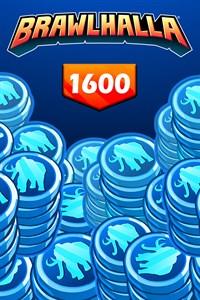 BRAWLHALLA - 1600 MAMMOTH COINS