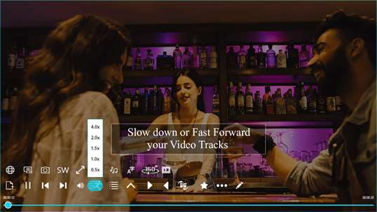 DVD Movie Player & Video Player For All Formats screenshot 3