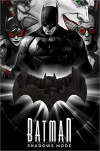 Telltale Batman Shadows Mode Bundle