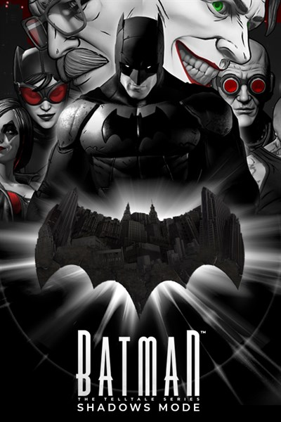 Telltale Batman Shadows Mode Bundle