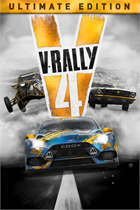 Carátula del juego V-Rally 4 Ultimate Edition