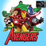 Avengers Cartoon Series