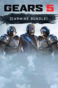 Carátula del juego Gears 5 Carmine Bundle