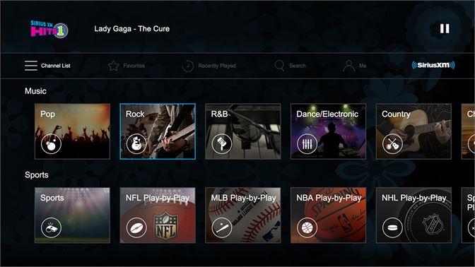 Get SiriusXM - Microsoft Store