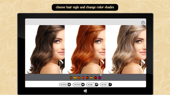 Get Hair Style Salon Color Changing Booth Microsoft Store
