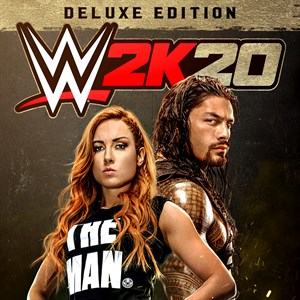 WWE 2K20 Deluxe Edition Pre-Order Xbox One