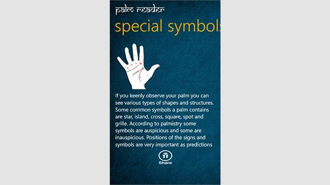 Get Palm Reader Microsoft Store