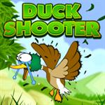 Duck Shooter Game Logo