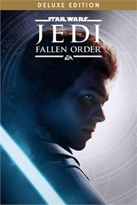 Carátula para el juego STAR WARS Jedi: Fallen Order Deluxe Edition de Xbox 360
