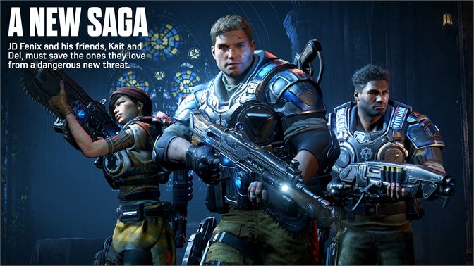 Buy Gears of War 4 - Microsoft Store