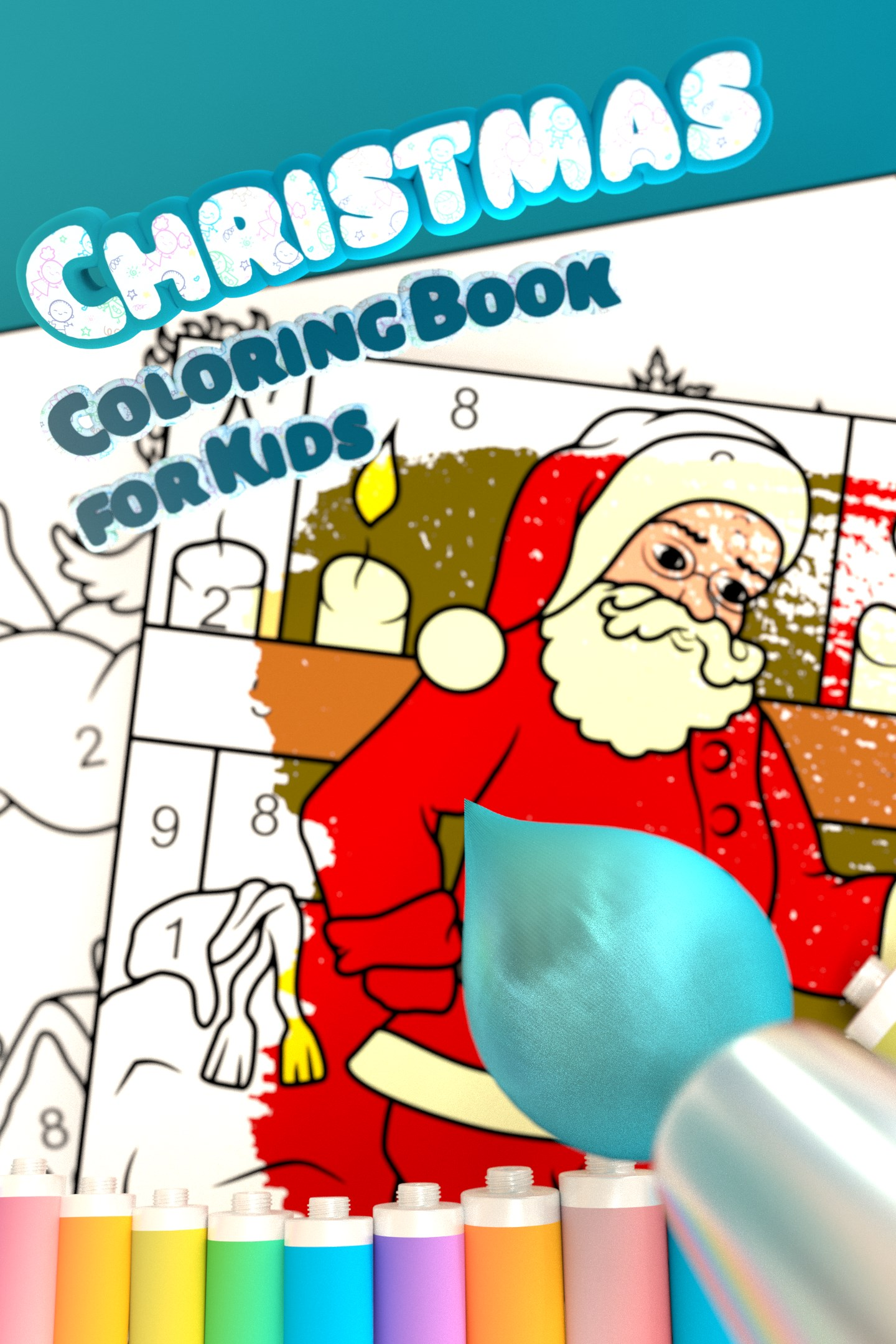 Get Christmas Coloring Book For Kids Microsoft Store