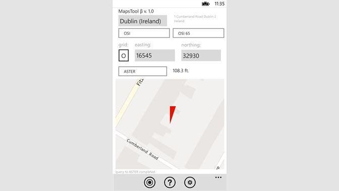 Get Maps Tool - Microsoft Store