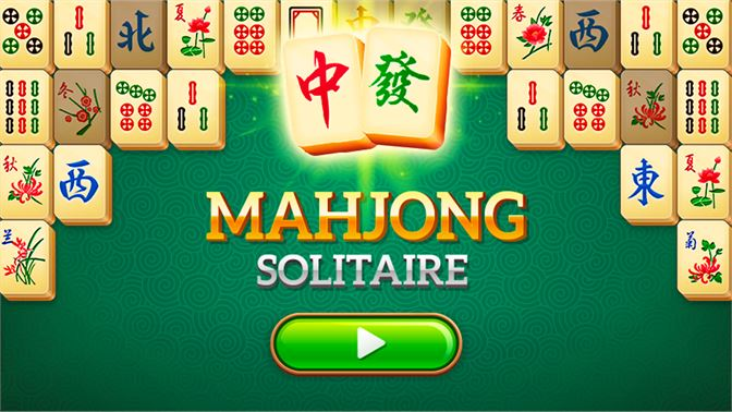 Get Mahjong Solitaire Classic - Microsoft Store