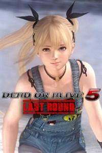 Carátula del juego DEAD OR ALIVE 5 Last Round Marie Rose Overalls