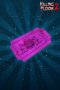 Premium Halloween Treat Ticket