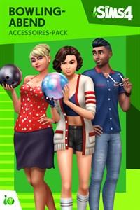 Die Sims™ 4 Bowling-Abend-Accessoires
