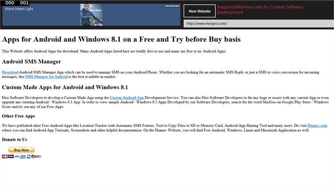 Get Random Website - Microsoft Store