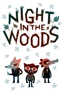Carátula del juego Night in the Woods