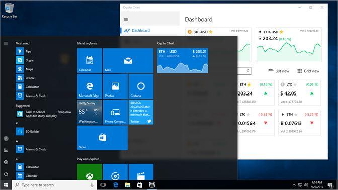 windows 10 bitcoin)