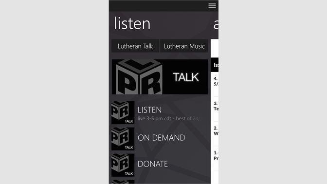 Get Lutheran Public Radio - Microsoft Store