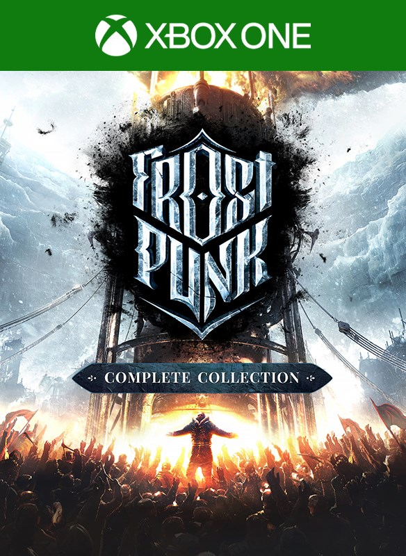 Скриншот №6 к Frostpunk Complete Collection