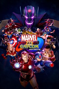 Carátula del juego MARVEL VS. CAPCOM: INFINITE