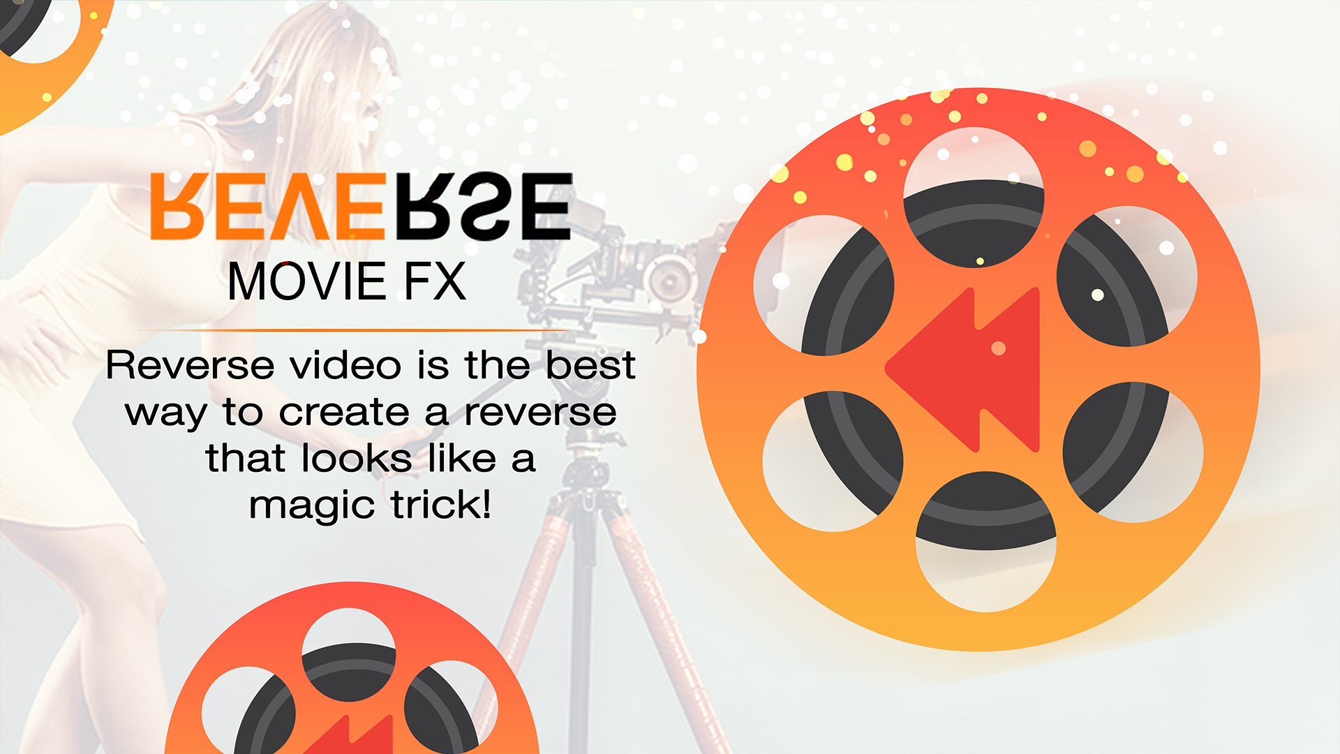 Get Reverse Movie FX - Reverse Video Maker - Microsoft Store