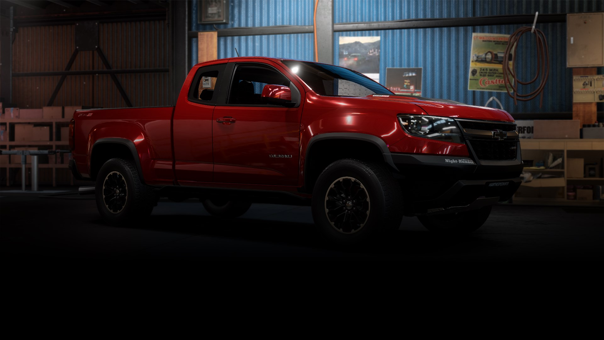 Need for Speed™ Payback: Chevrolet Colorado ZR2
