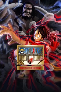 Carátula para el juego ONE PIECE: PIRATE WARRIORS 4 Deluxe Edition de Xbox 360