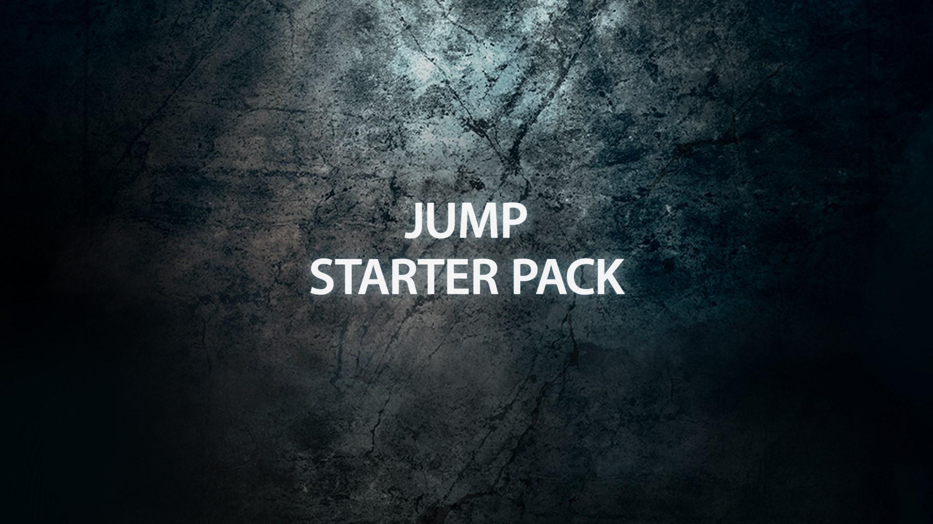 JUMP FORCE - JUMP Starter Pack