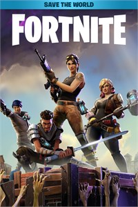 Carátula del juego Fortnite: Save the World - Deluxe Founder's Pack